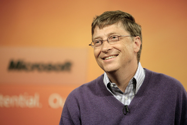 Microsoft Surface Bill Gates Interview