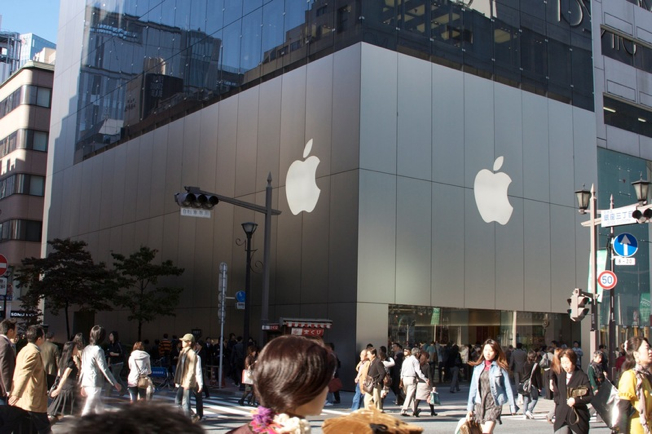 Apple Retail Overhaul Fall Products