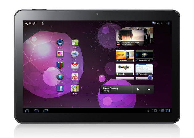 Galaxy Tab 10.1 U.S. Sales Ban Appeal Rejected