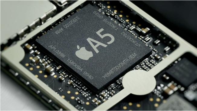 Apple TSMC Quad Core Processors