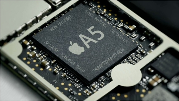 Apple TSMC Quad Core Processors