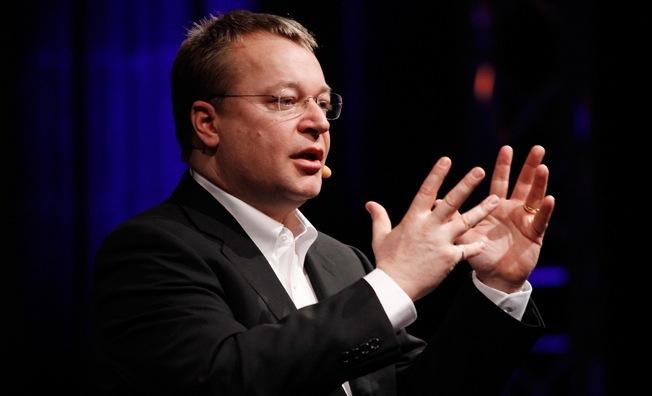 Steven Elop Interview