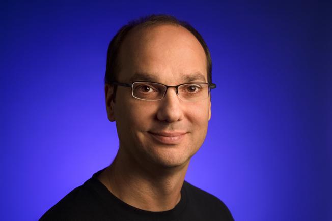 Google Andy Rubin Robots