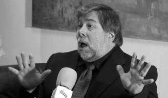 Steve Wozniak Edward Snowden