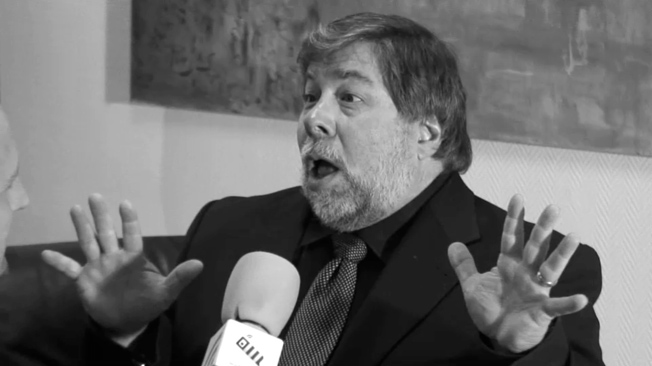 Steve Wozniak Is Crazy about Microsoft and Surface