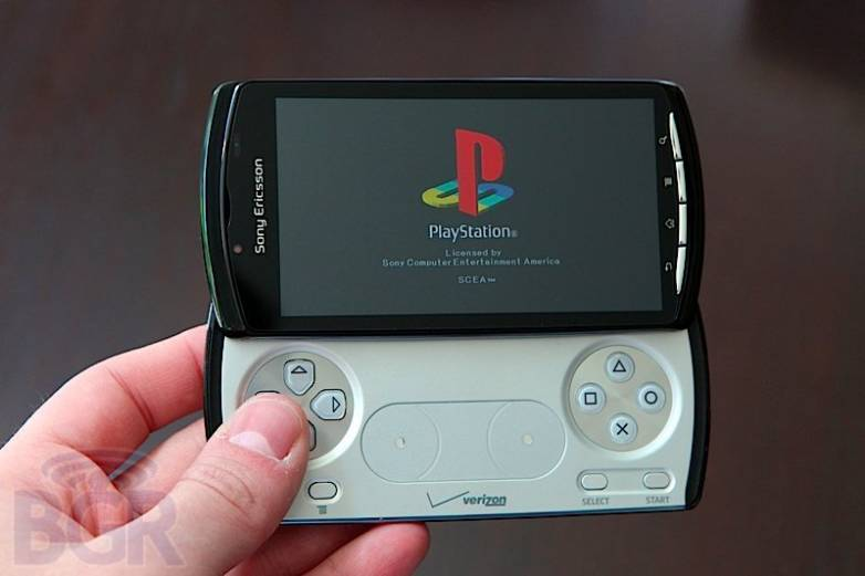 Sony PlayStation iOS Android Games