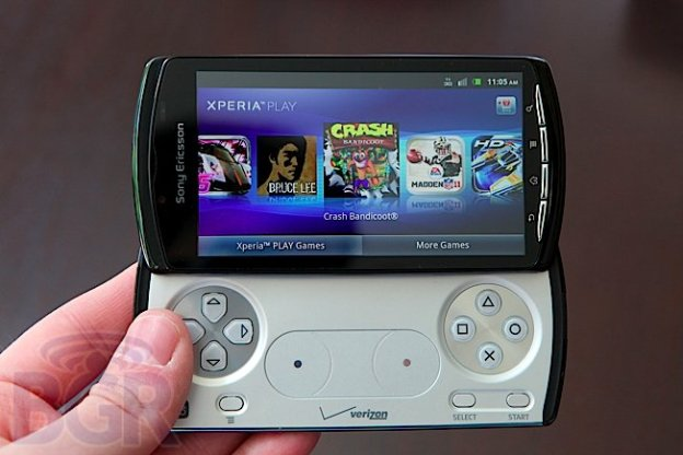 Sony Xperia Play Android 4 Update