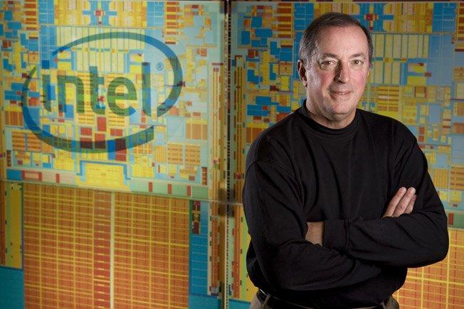Intel CEO Paul Otellini Retirement