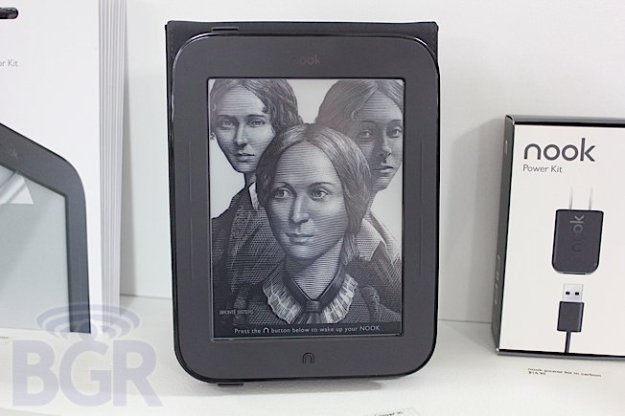 Barnes & Noble to bring NFC to the Nook