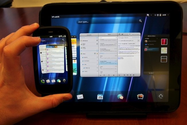 HP Touchpad Android 4.1