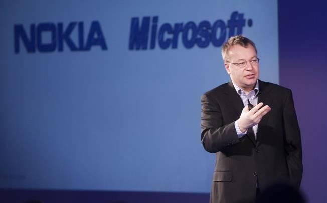Stephen Elop Microsoft CEO Candidate
