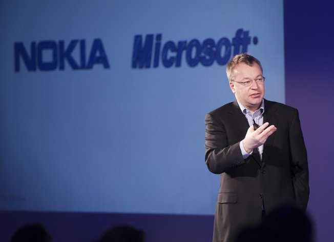 Stephen Elop Microsoft CEO Candidate
