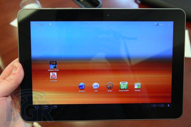 Galaxy Tab 10.1 Patent Ruling UK