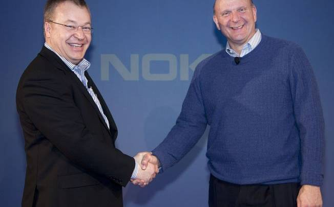 Nokia CEO Elop Compensation $25 Million