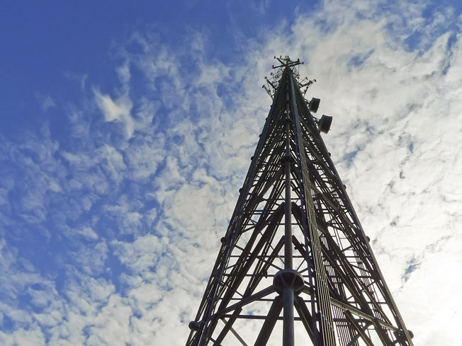Wireless Data Speed World Record 40Gbps