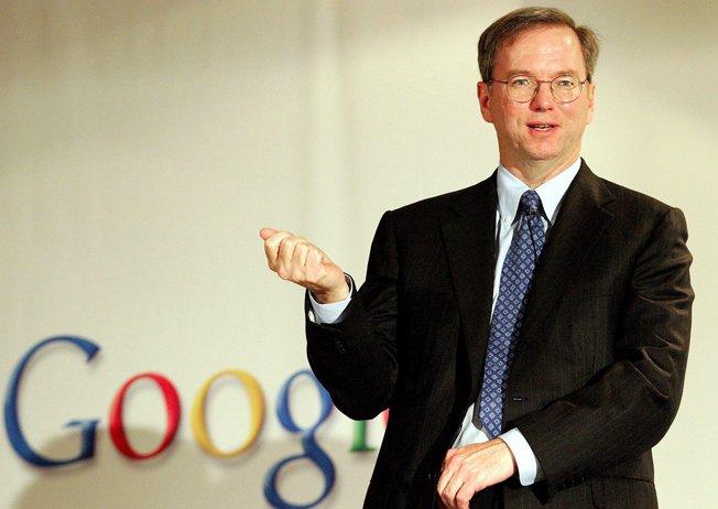 Eric Schmidt on Google Chrome Incognito Mode