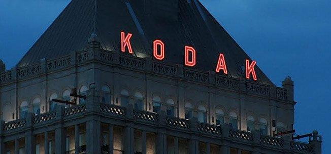 Apple Google Kodak Patent Sale