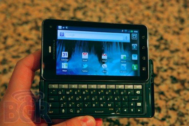 Motorola DROID 3 DROID X2 Updates