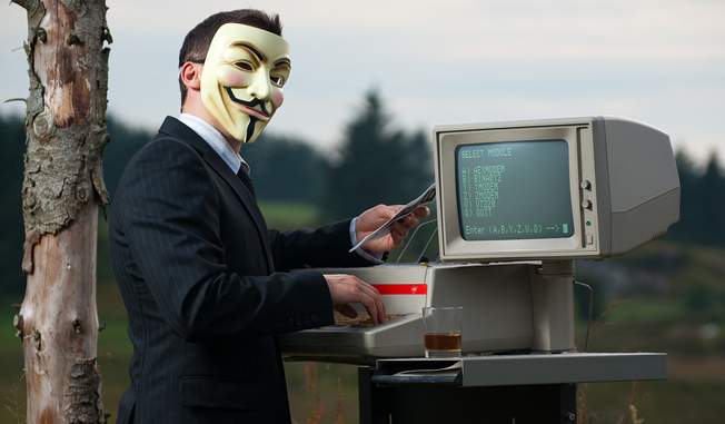 Anonymous Hack Exxon Shell