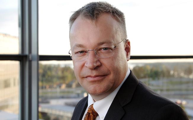 Stephen Elop Interview Nokia Mistakes