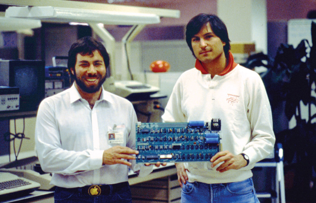 Steve Wozniak Interview Steve Jobs