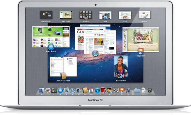 Apple OS X 10.7.4 Update