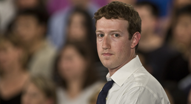 Facebook CEO Zuckerberg NSA Scandal