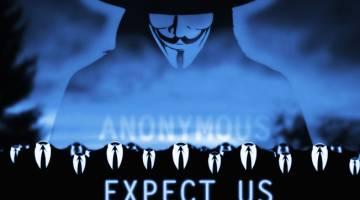 Anonymous Syria Cyberwar