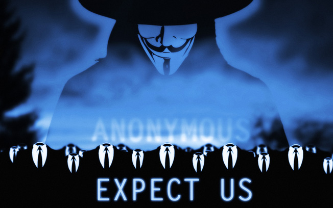 Anonymous Syria Cyberwar