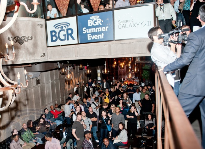 BGR Summer Event