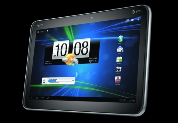 HTC Android Tablet Launch