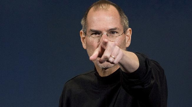 Apple Vs. Samsung Patent Trial Steve Jobs Holy War