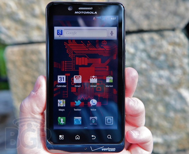 Motorola DROID BIONIC Review BGR