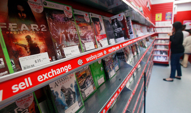 Video Game Sales May 2013