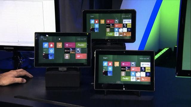 Microsoft Windows 8 Tablet Criticism
