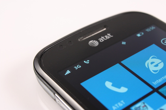 Microsoft Windows Phone 7.8 Start Screen Video