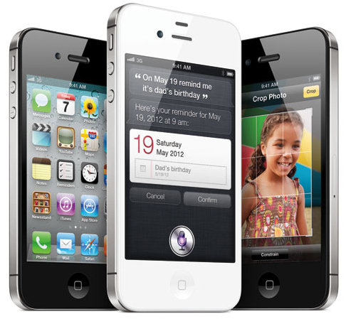 Apple sells 4 million iPhone 4S first weekend