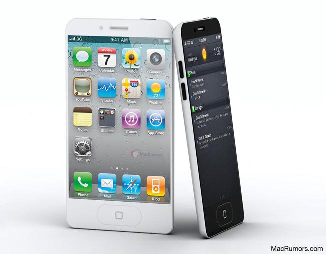 iPhone 5 Sprint
