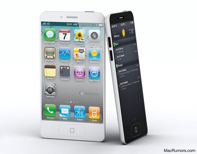 iPhone 5 Sprint