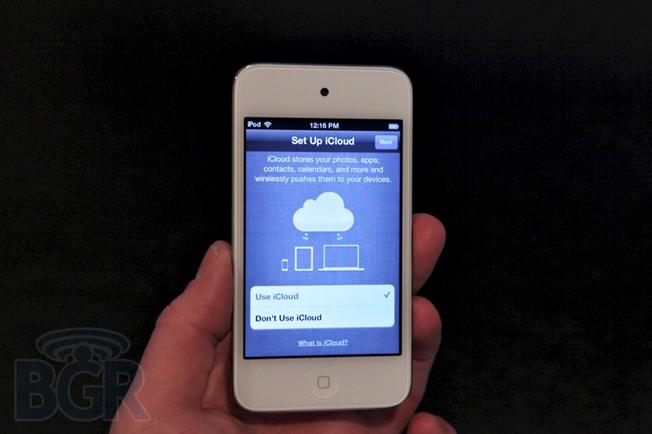 iPod Touch Specs Rumor