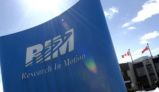 RIM Downgraded Sell Morgan Stanley