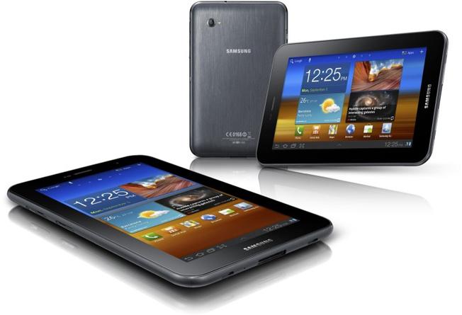 Samsung Galaxy Tablets ICS Upgrade