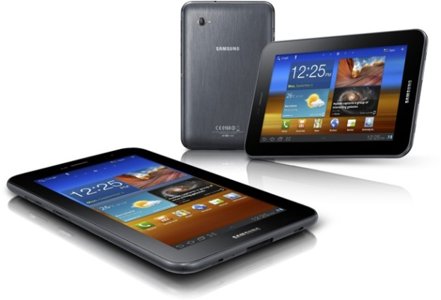 Samsung Galaxy Tablets ICS Upgrade