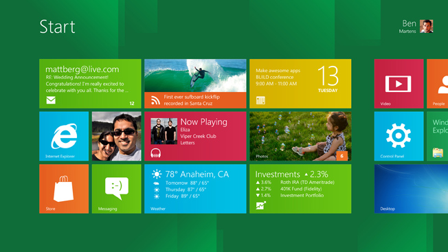 Windows 9 and Windows 365 Launch