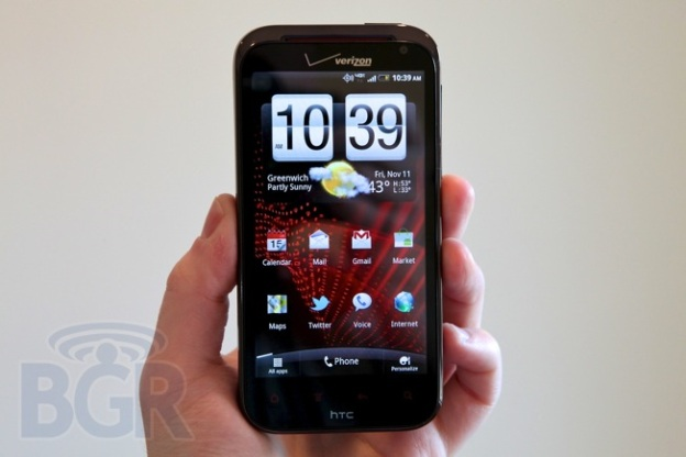 HTC Rezound ICS Update