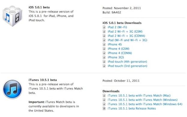 iOS 5.0.1 update
