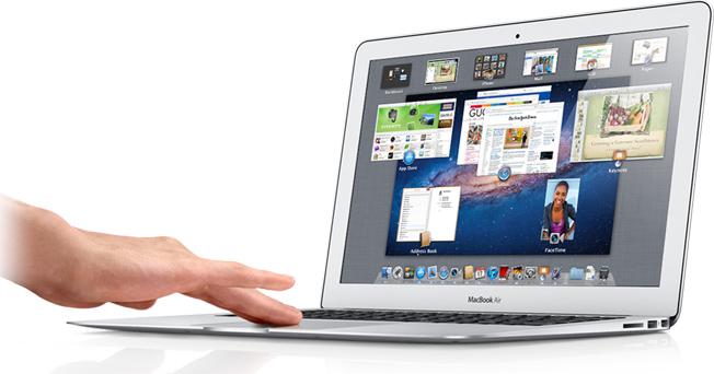 12-Inch MacBook Air Ports