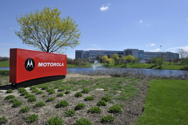 Motorola Layoffs 2012