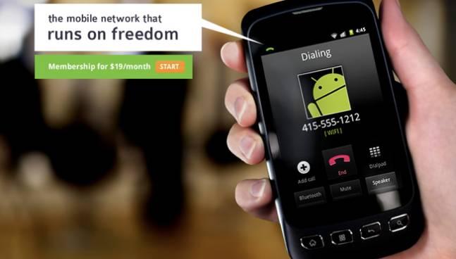 Republic Wireless $19 Unlimited