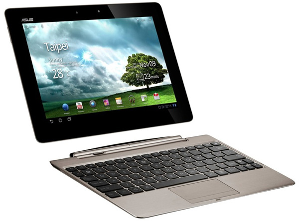 ASUS Transformer Prime Jelly Bean Update